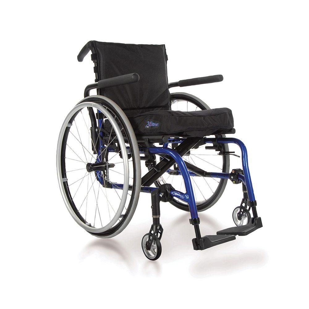 Type 2 - Adult Lightweight Standard Manual Wheelchair