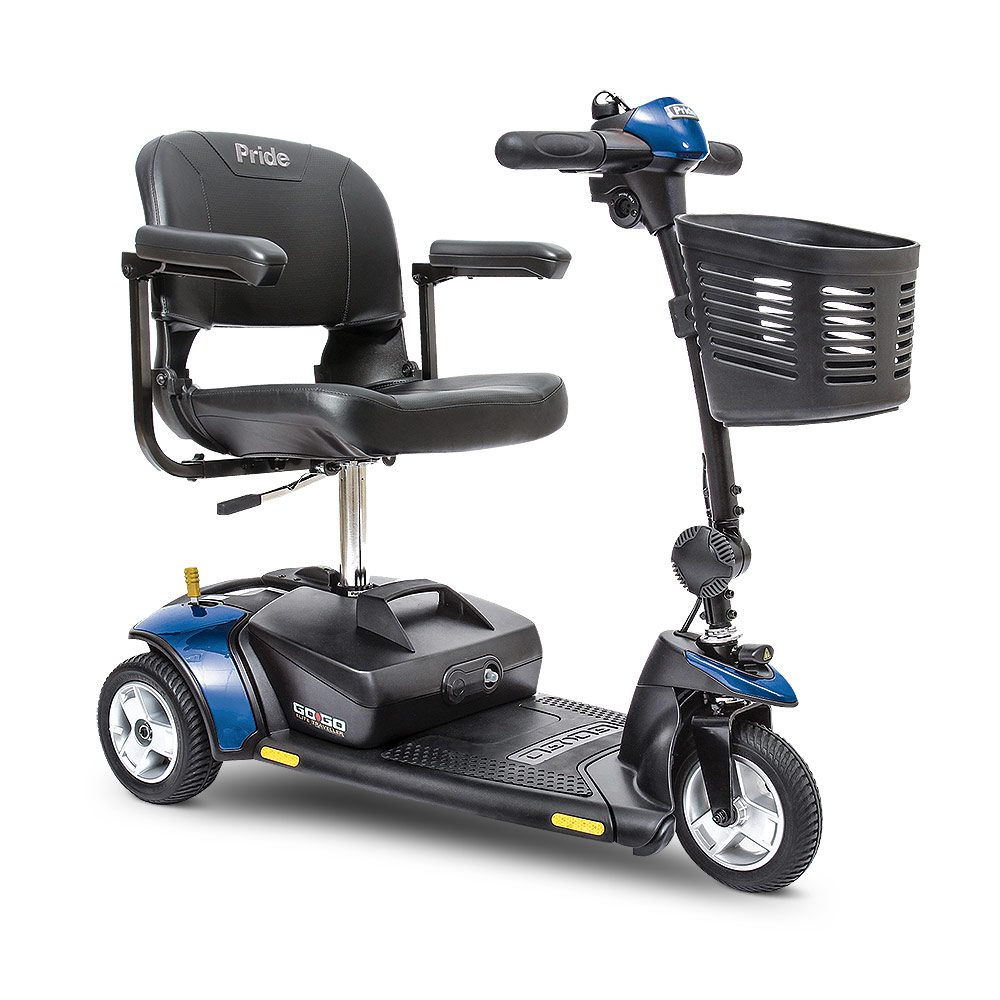 Go Go Elite Traveller 3-Wheel