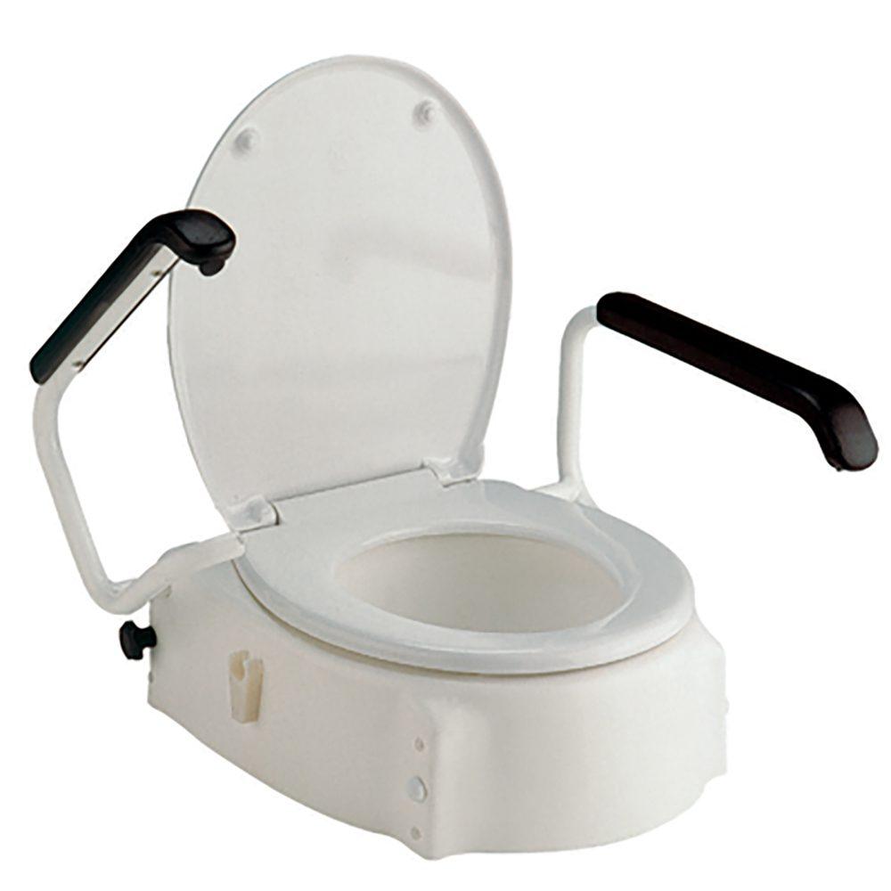 Elongated Toilet Riser