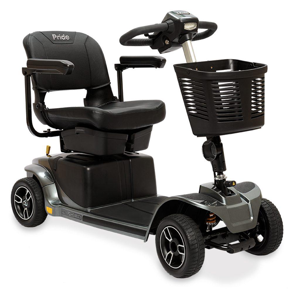 Revo 2.0 Four-Wheel Motor Scooter