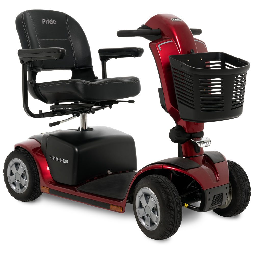 Victory 10 Four-Wheel Scooter