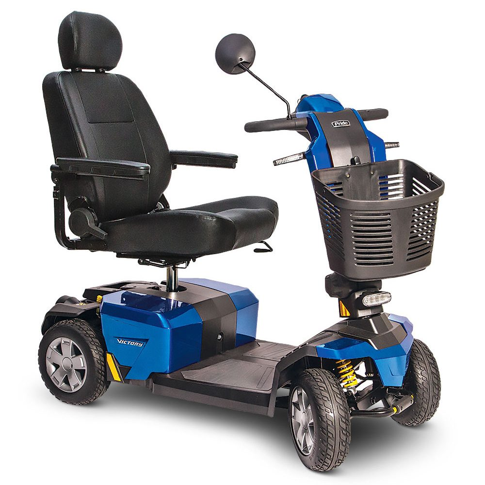 Victory 10 LX Four-Wheel Motor Scooter