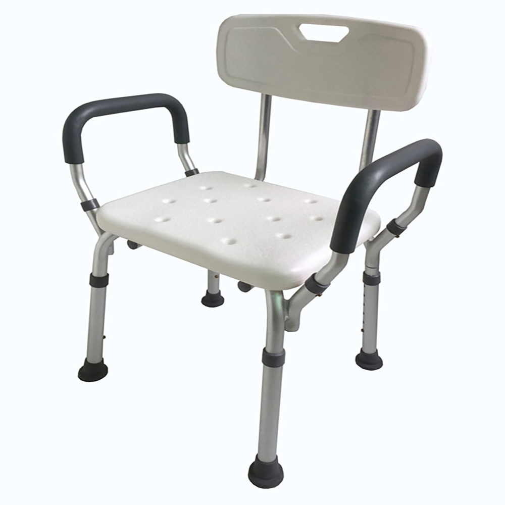 Shower Chair with Back and Arms