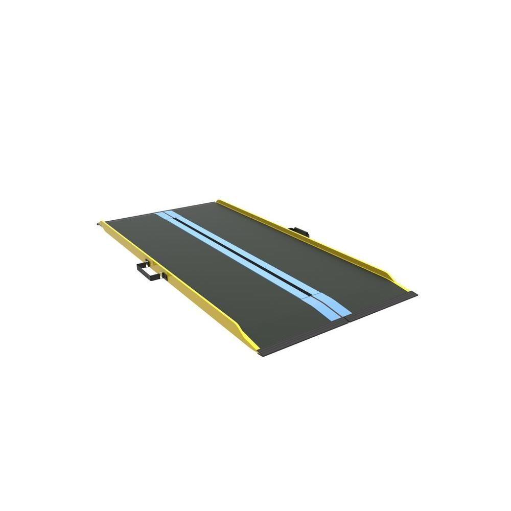 Graphite Fiber Folding Ramp