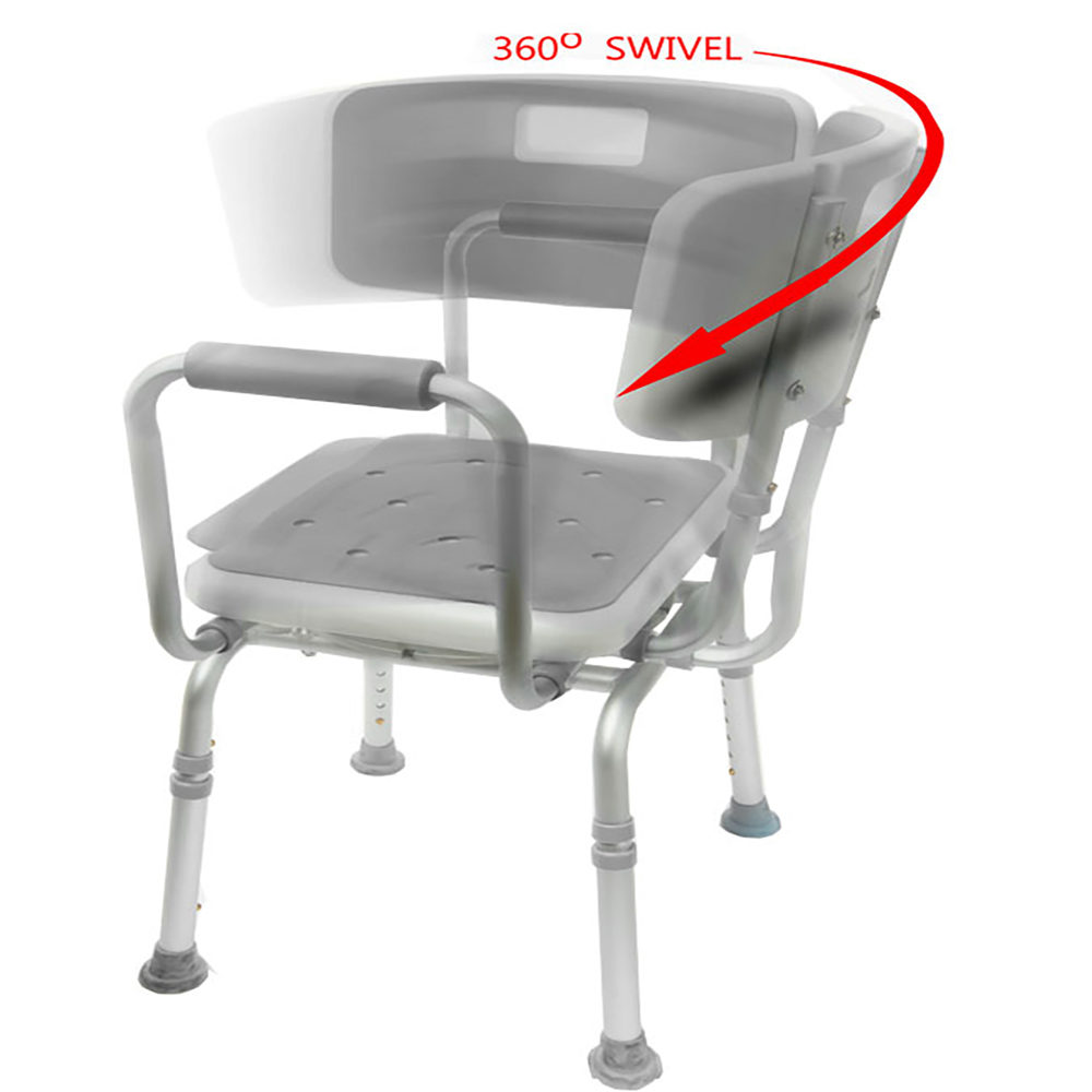 Swivel Shower Chair