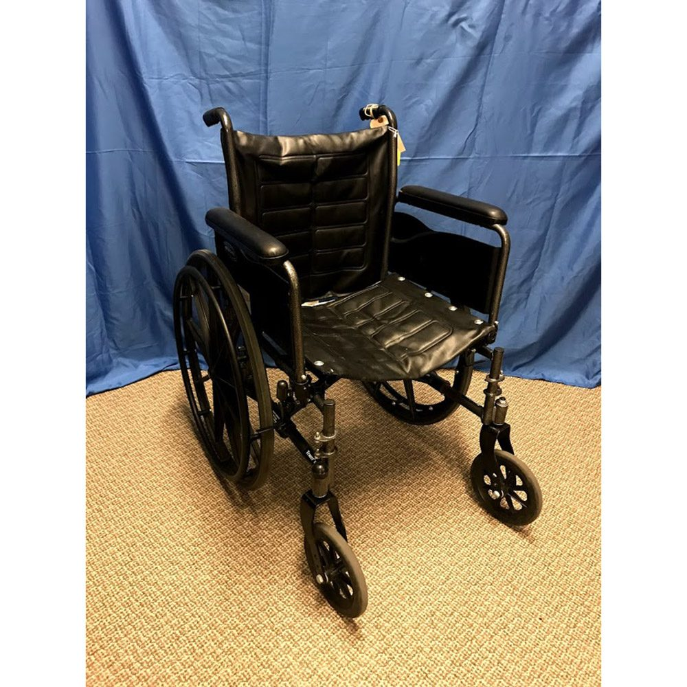 Refurbished Basic Wheelchairs