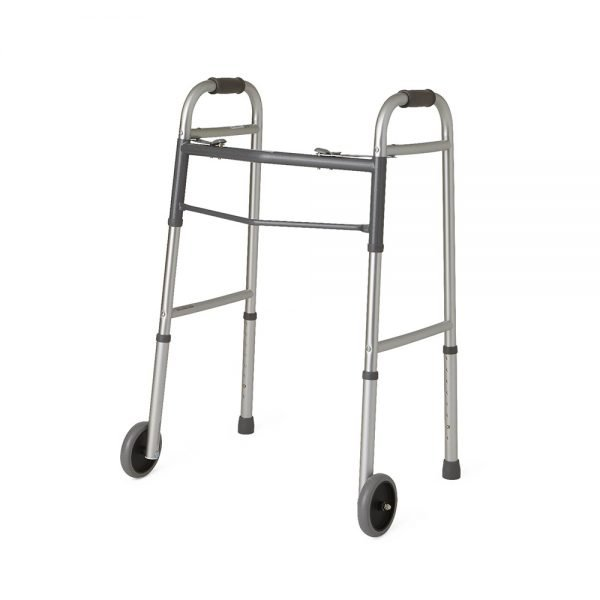 Type 1 Walker with Wheels