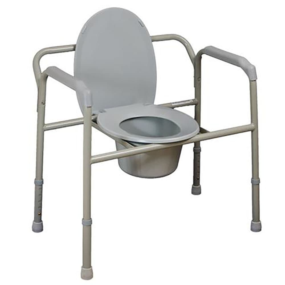 Commode: All-in-One