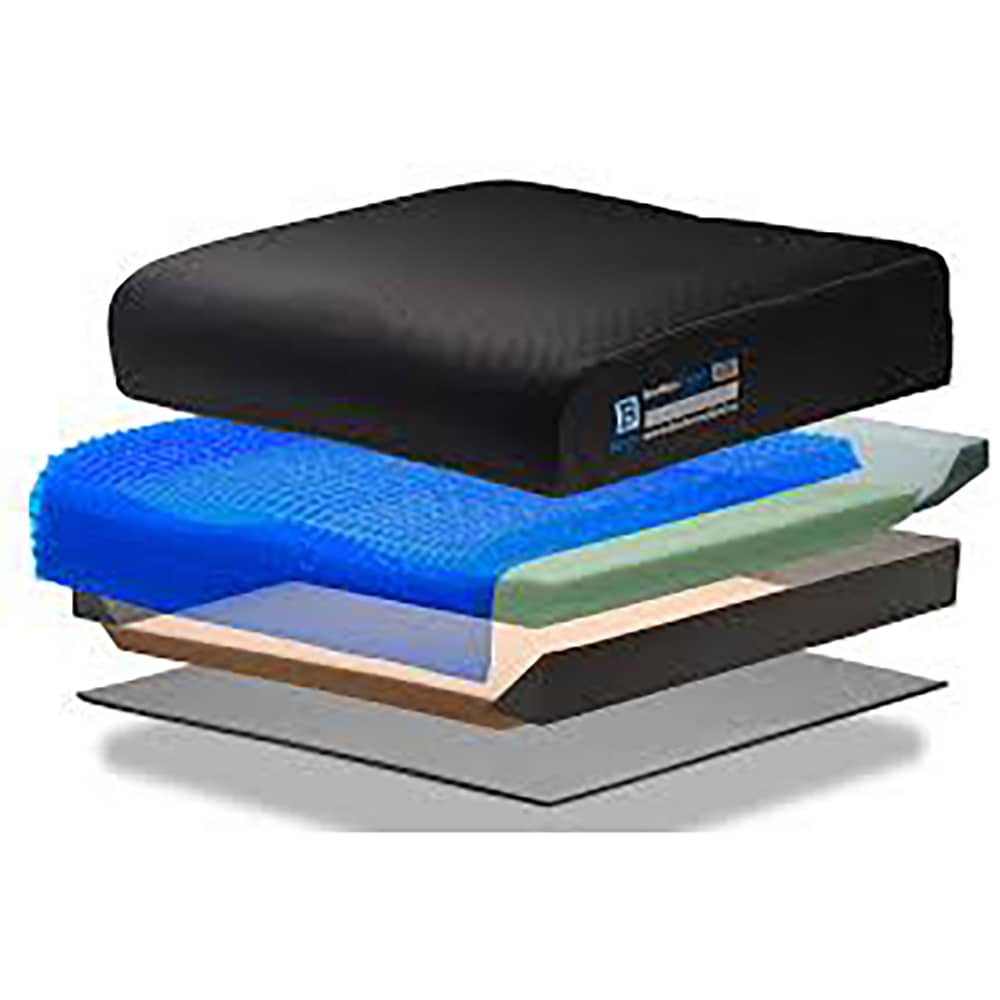 Geomatrix Hybrid Low Profile Cushion