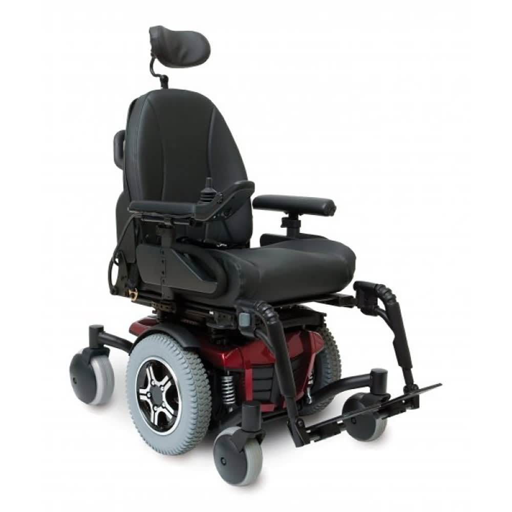 Quantum Q6 Edge Power Wheelchair – 20″ x 18″