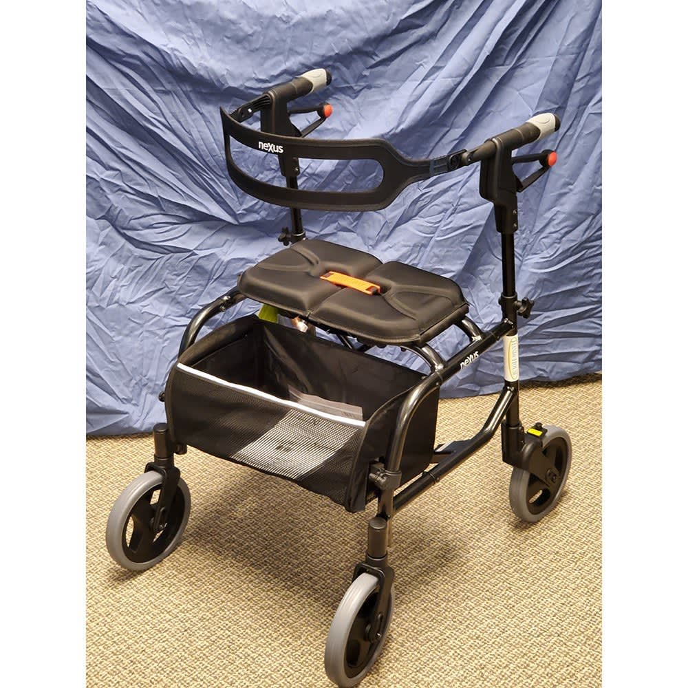 RENTAL – 21″ Nexus III with Basket, (S/N: 015225030103)