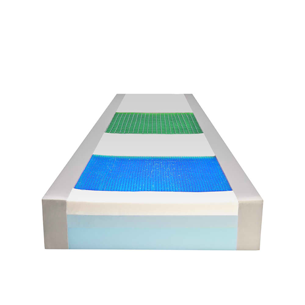 Dual-Zone Gel Mattress