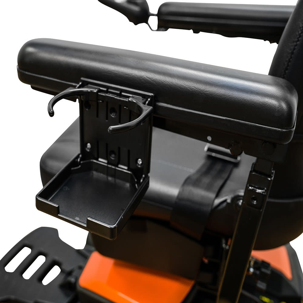 Go Chair (with 18 AH Batteries)