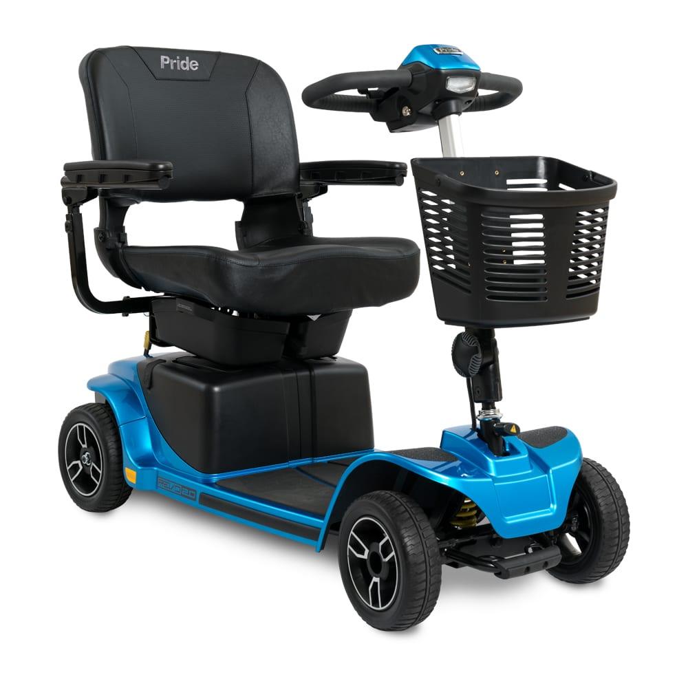 Revo 2.0 Motor Scooter