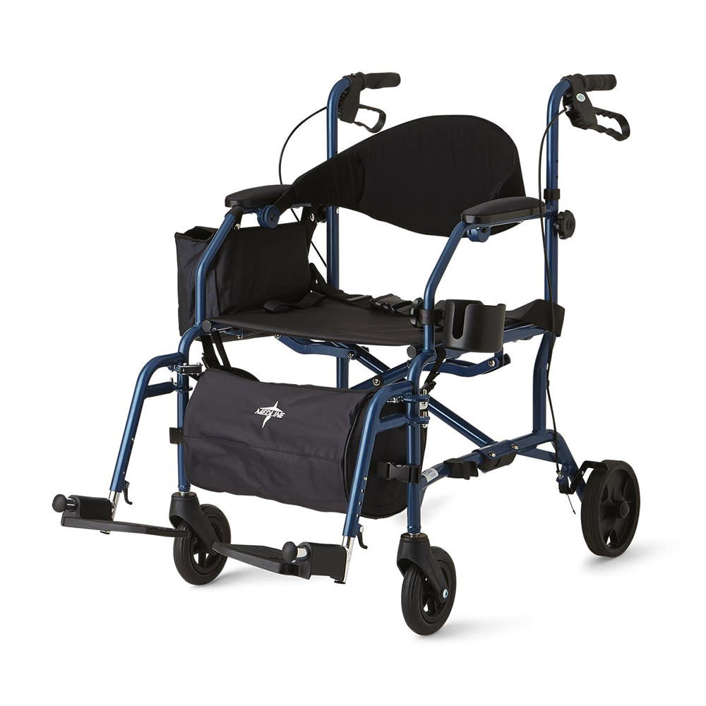 Excel Translator Combo Transport Chair/Rollator