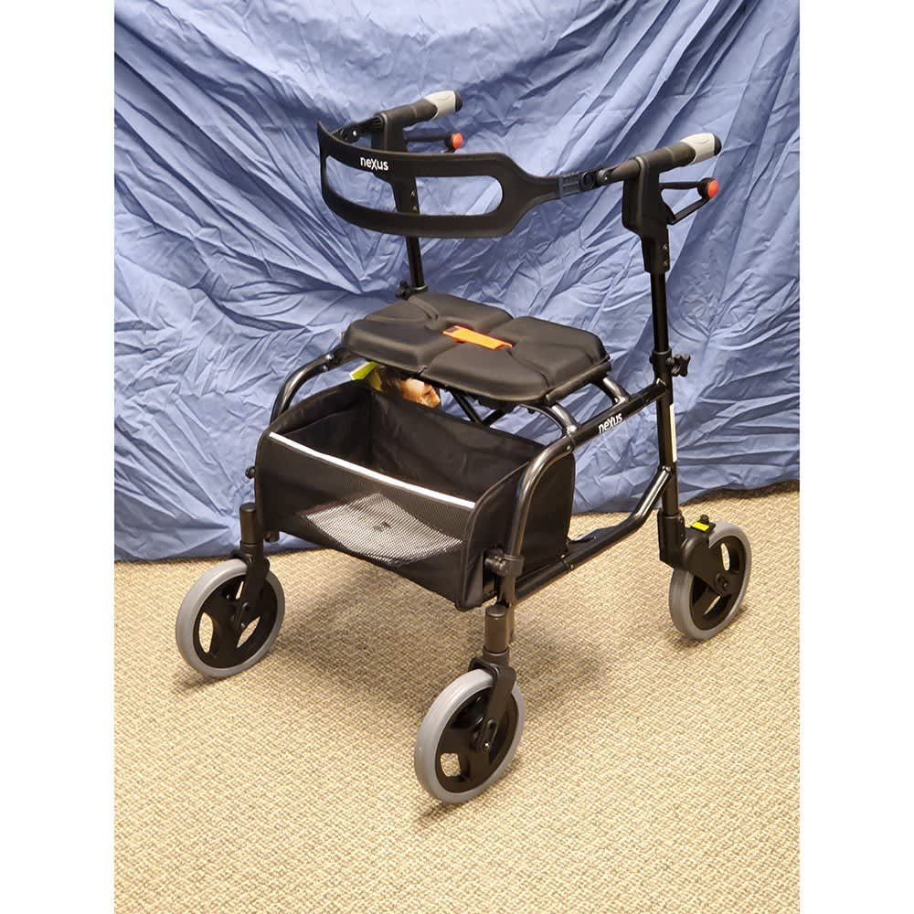 RENTAL – 21″ Nexus III with Basket, (S/N: 015225030112)