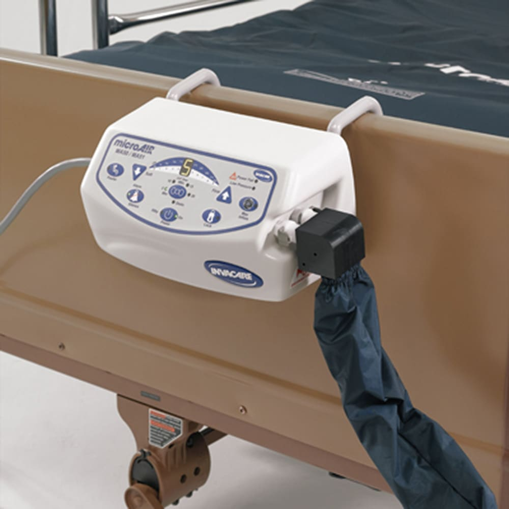 MicroAIR Alternating Pressure Mattress – Low Air Loss