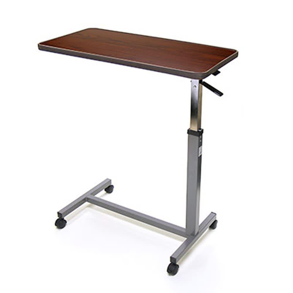 Tilt-Top Overbed Table