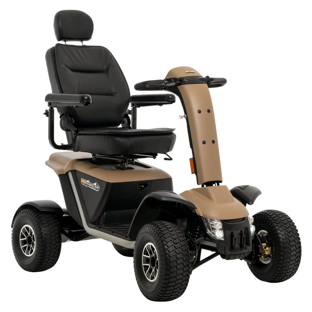 Wrangler Motor Scooter