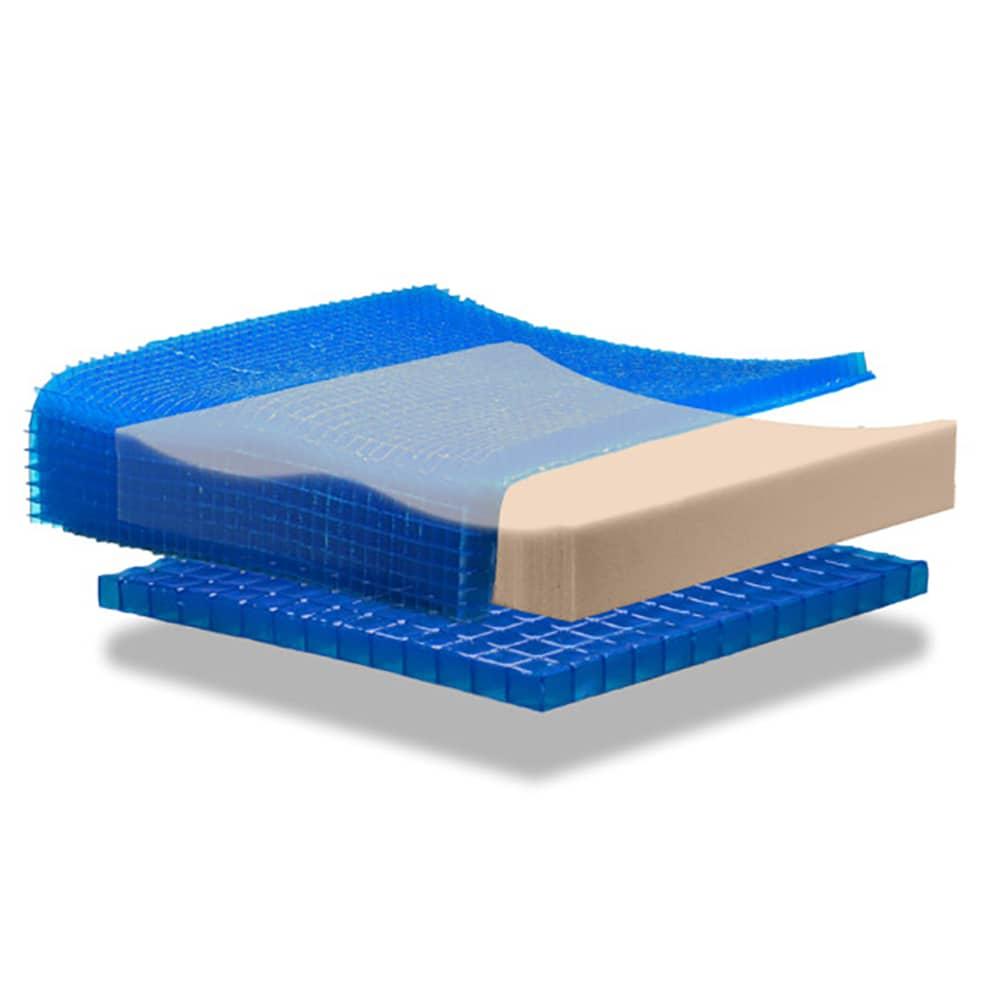 Geomatrix Platinum Cushion