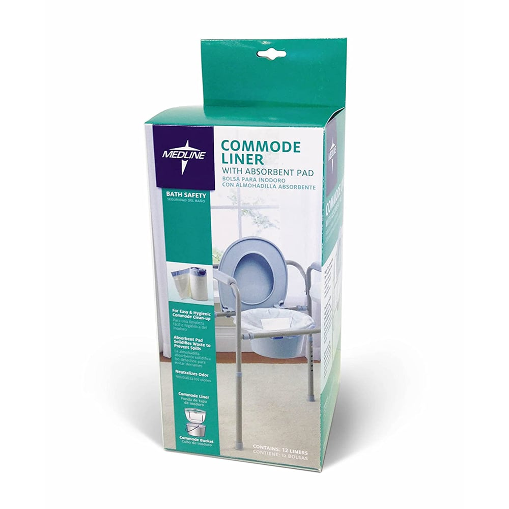 Commode Liner Absorption Pad