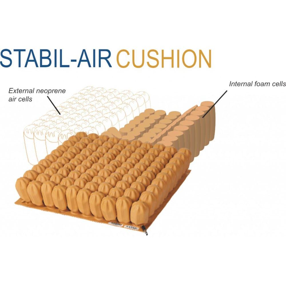 Star Guard Stabil-Air Cushion