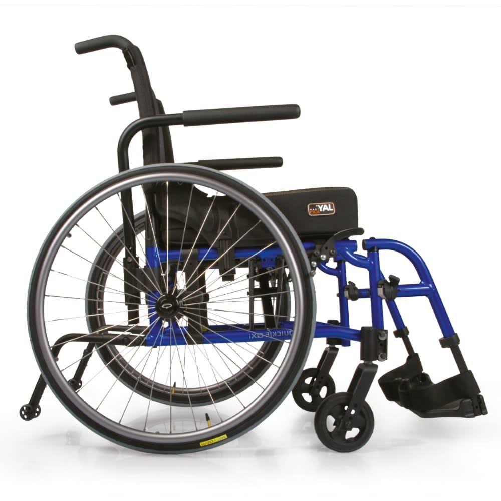 Quickie QXi – Manual Wheelchair