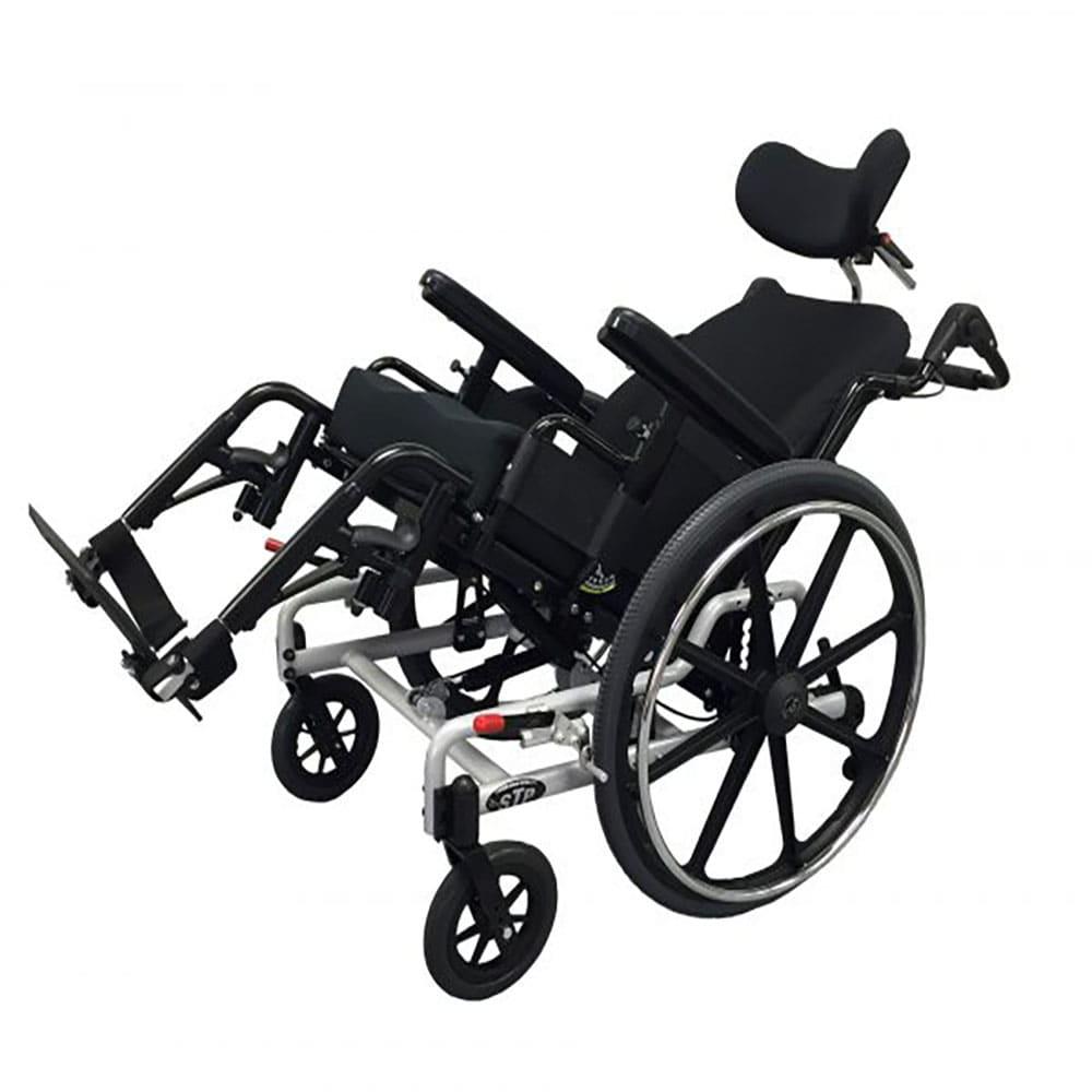 STP – Manual Tilt Wheelchair