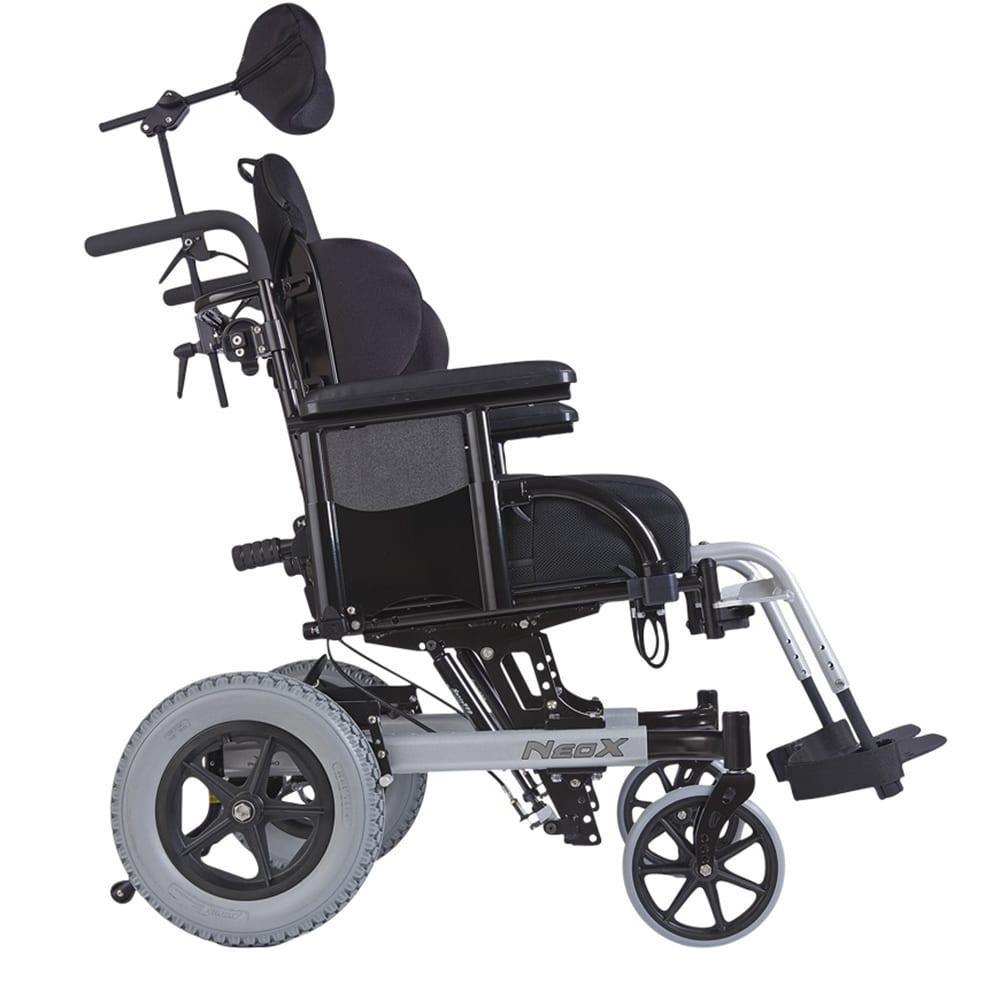 Neox Tilt-in-Space 4-Wheel – Manual Tilt Wheelchair