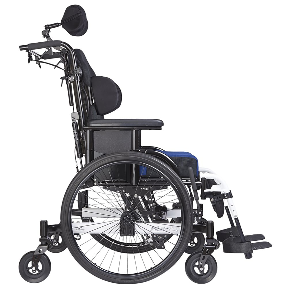 Neox Tilt-in-Space 6-Wheel – Manual Tilt Wheelchair