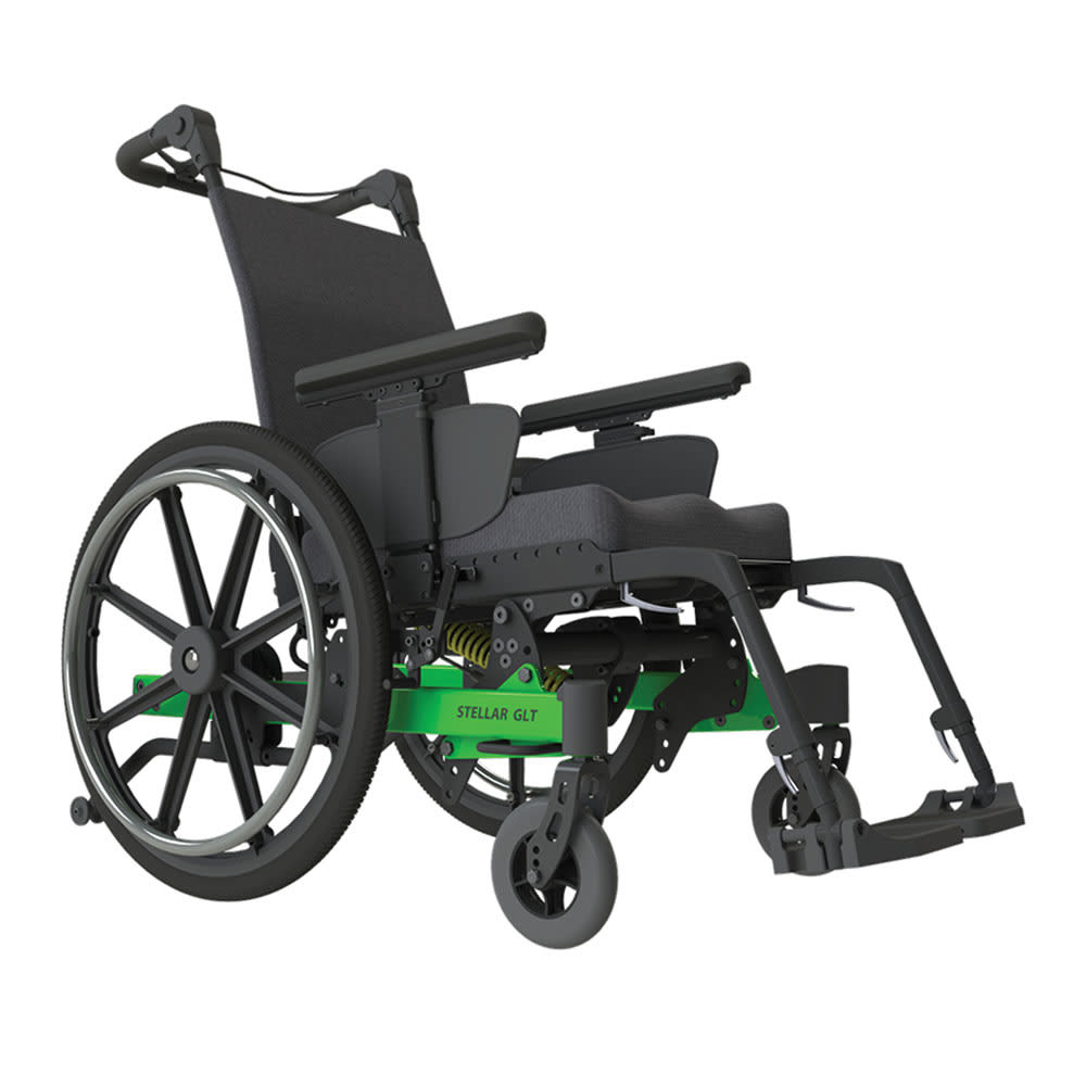 Stellar GLT – Manual Dynamic Tilt Wheelchair