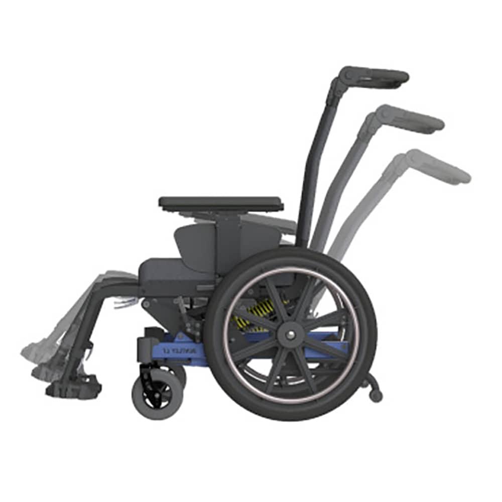 Bentley LT – Manual Dynamic Tilt Wheelchair