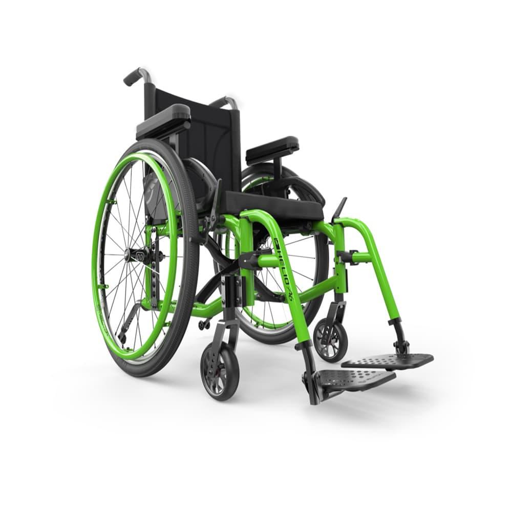 Helio A6 – Manual Wheelchair