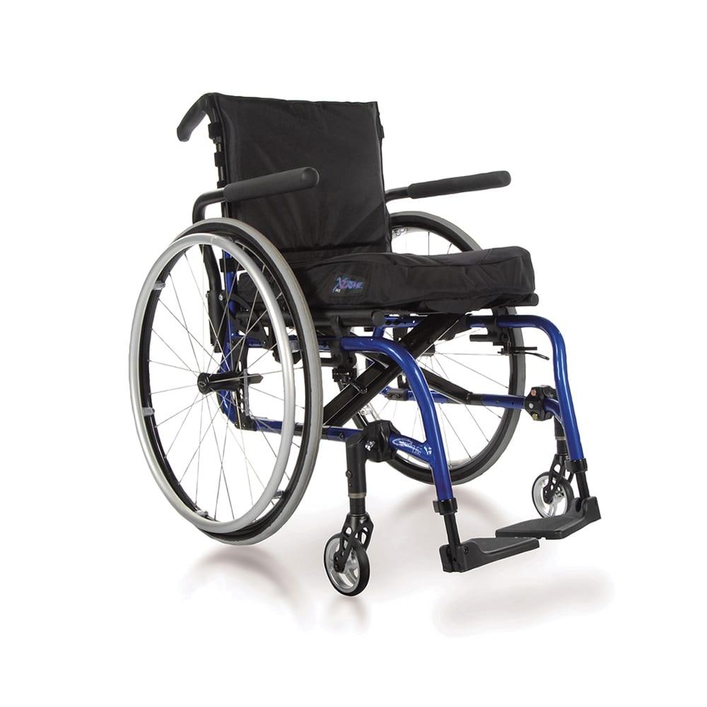 Quickie QX – Manual Wheelchair