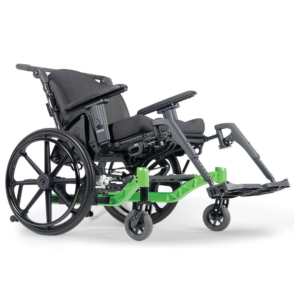 Fuze T50 – Manual Tilt Wheelchair